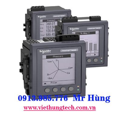 Đồng hồ đa năng Schneider MCT2W