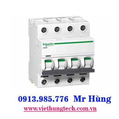 MCB 4P, 6kA, 400V SCHNEIDER