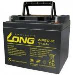 ắc quy kín khí (AGM VRLA) Long 12V-50Ah
