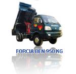 Đại lý cấp 1 bán xe tải Forcia 990kg, Xe Ben Forcia 950kg tại HCM, Xe tải Forcia giá rẻ nhất thị trường, Xe tải Forcia trả góp