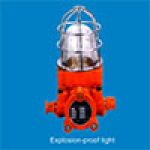 Explosion-proof light