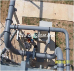 Hệ thống ống lọc composite frp