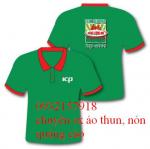 áo thun công nhân