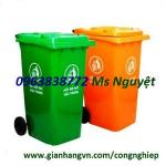 Thùng rác công nghiệp, thùng rác môi  trường 0963838772 Ms Châu