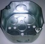 Hộp sắt bát giác / Octagon steel box 92x92x54x1.5t