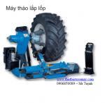 Máy ra vào vỏ xe tải xe công trình F560A