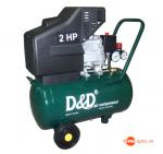 Máy nén khí không dầu D & D ROC1524A-Dung tích 24L