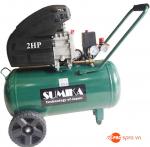 Máy nén khí Mini 2HP SUMIKA SM1550 - Dung tích 50L