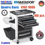Tủ đồ nghề cao cấp QUADRO Basic - 8162 9500