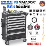 Tủ đồ nghề cao cấp 7 ngăn RATIO Industrial - 8163 9540