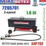 Bộ bơm tay thủy lực Bega - Betex AHP702 SET