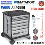 Tủ đồ nghề cao cấp 6 ngăn VARIO Allround - 8164 9510