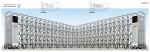 Cổng xếp nhôm hợp kim tự động co giãn-0913183440