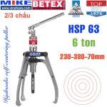Cảo thủy lực tự định tâm Bega Betex HSP 63