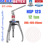 Cảo thủy lực tự định tâm Bega Betex HSP 123