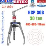 Cảo thủy lực tự định tâm Bega Betex HSP 303