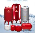 Bình tích áp cho hệ thống cứu hỏa Varem 1000L
