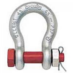 MANI CROSBY G-2130 BOLT TYPE ANCHOR SHACKLES