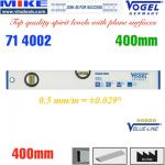 Thước thủy đế không có từ tính Nivo 400mm