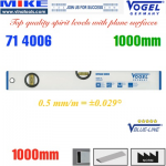 Thước thủy đế không có từ tính Nivo 1000mm