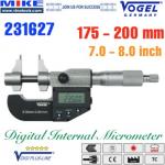 Panme điện tử đo trong 175-200 mm
