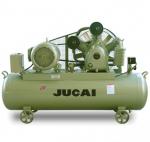 Máy nén khí nhập khẩu Jucai 2 cấp, 10 – 15 HP, bình chứa 500 Lít