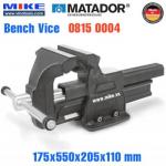 Mã sản phẩm : 0815 0004 Nhà sản xuất : Matador - Germany Giá sản phẩm:0,0  VND Selling price depends on quantity MInh Khang Equipment Corporation là nhà phân phối cấp 1 tại thị trường Việt Nam của hãng MATADOR - Germany. Cung cấp đầy đủ chứng chỉ xuất