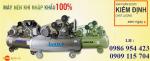 Máy khí nén, bình bơm hơi dùng cho ngành chế tạo cơ khí