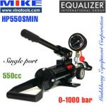 Bơm thuỷ lực dùng tay HP550SMIN, Single port