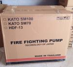 Máy bơm nước chữa cháy SEIKOO HDF-6 6,5HP