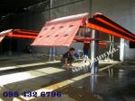 Cầu nâng 1 trụ | trang bị cần thiết cho tiệm rửa xe là gì?