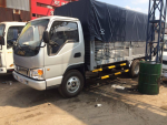 Bán xe tải Jac  tải trọng 2,4 tấn – Jac ô tô 2.4T – Xe tải thùng Jac 2.4 tấn