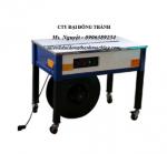 Máy ĐAI NIỀNG Thùng EX100 của Wellpack TAIWAN, máy Đóng dây Đai hàn nhiệt EX102 giá gốc