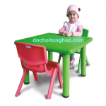Cung cấp bàn ghế trẻ em mầm non, mẫu giáo