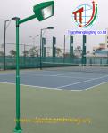 Trụ đèn chiếu sáng sân bóng mini, sân tennis