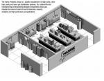 Van giảm áp - hệ thống cung cấp khí phòng thí nghiệm
