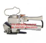 Dụng cụ xiết ĐAI NHỰA dùng hơi khí nén WP20, máy BẤM ĐAI nhựa dùng khí nén hàn nhiệt