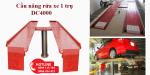 Cầu nâng 1 trụ rửa xe hàng Việt Nam chất lượng cao