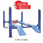 Cầu nâng 4 trụ Gaochang GC-4.5F4 sức nâng 4.5 tấn