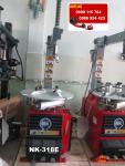 Máy tháo vỏ xe tay ga và ô tô con NK-318E bảo hành 2 năm