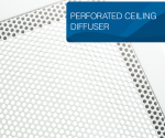 Miệng gió ADF-Perforated Ceiling Diffuser