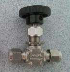 Van kim nối ống Swagelok, OD x OD, SS316, 5000 PSI