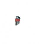 Bộ lục giác đầu bi 10 món hệ inch Ega Master 61495