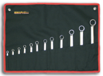 Bộ cờ lê 2 đầu đóng 17 món hệ inch Ega Master 69335