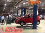 Chính sách ưu đãi vượt bậc khi mua cầu nâng 2 trụ sửa xe ô tô - du lịch