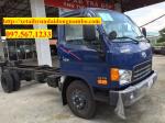 Hyundai hd99 6,5 tấn mới 100%