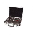 Bộ Tuýp chụp hệ m: 10 đến 32mm + cần nối + lắc cắc EGA (41 cái)