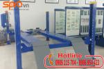 Cầu nâng 4 trụ sửa xe ô tô du lịch Gaochang - Bảo hành 1 năm