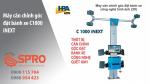 Máy cân chỉnh góc đặt bánh xe ô tô thương hiệu HPA giá rẻ