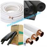 Lắp đặt đường ống đồng máy lạnh âm tường giá tốt nhất chất lượng nhất